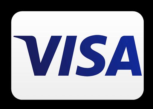 Bezahlung mit VISA