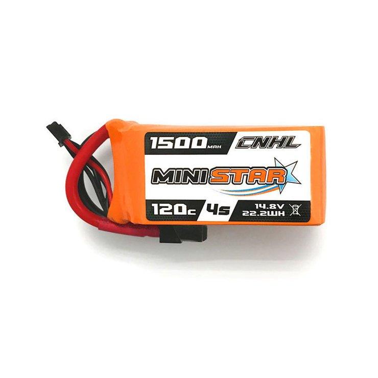 CNHL Lipo 4S 120C Ministar Batterie 1500mAh - Pic 1