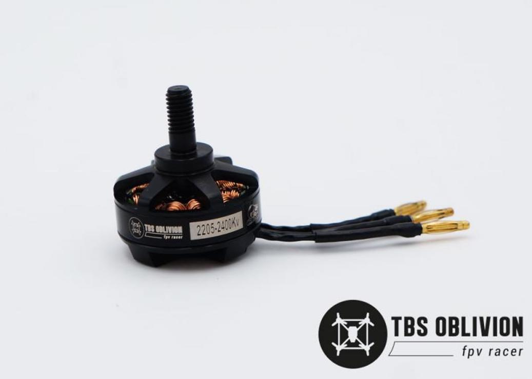 TBS Ersatzmotor 2205 mit 2400kv für Oblivion - Pic 1